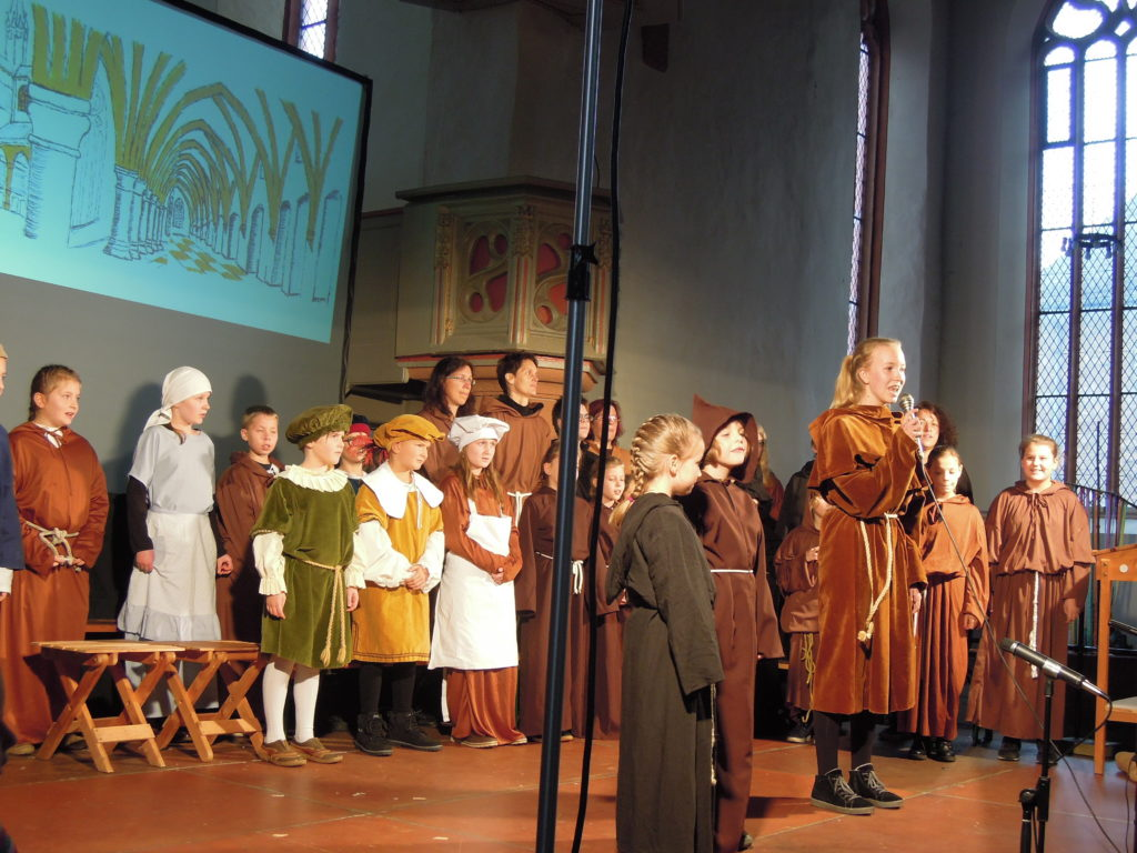 Musical Luther