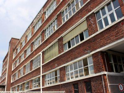 Dreiturm Fassade