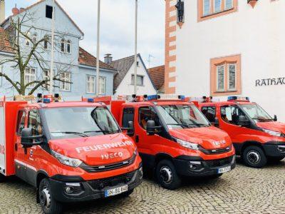 IKZ Feuerwehrfahrzeuge