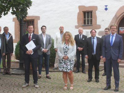 Gründungsversammlung der Europa-Akademie